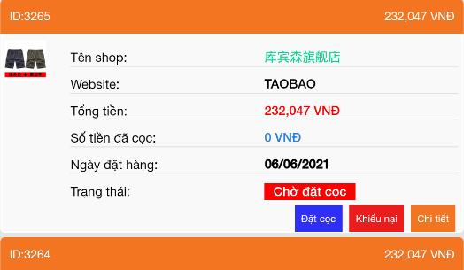 dịch vụ mua hàng hộ trên taobao